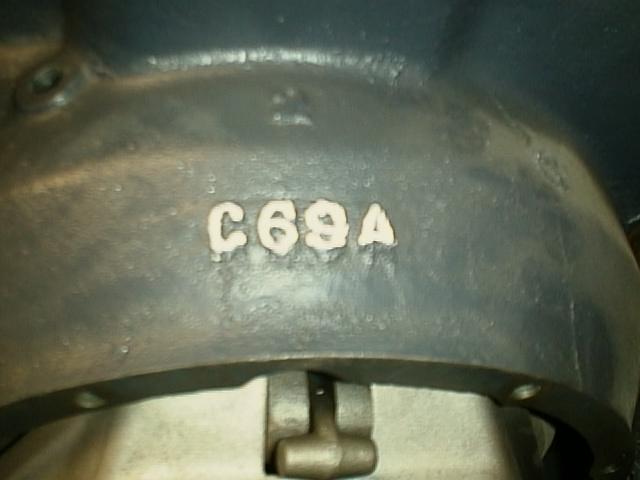 Aut on Ford Flathead V8 Engine Parts